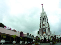 st marys basilica bangloore
